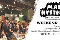 Mass Hysteria Comedy Fest