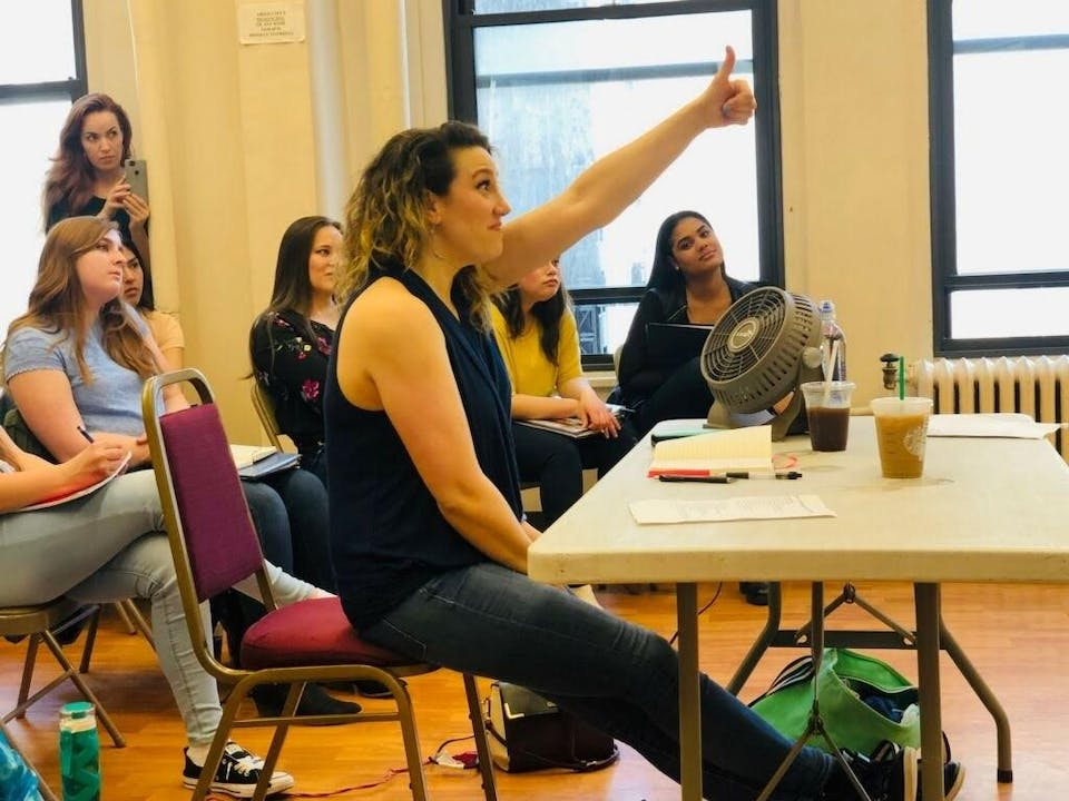 LaVoce Studios Presents: A Day with Natalie Weiss
