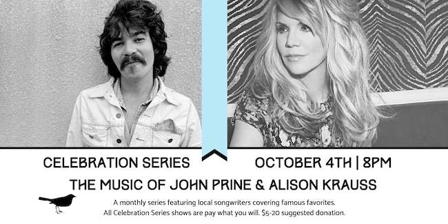 Celebration Series: The Music of John Prine and Alison Krauss