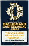 DASHBOARD CONFESSIONAL: 20 Year Celebration