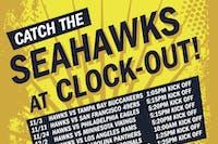 Seahawks @ Eagles
