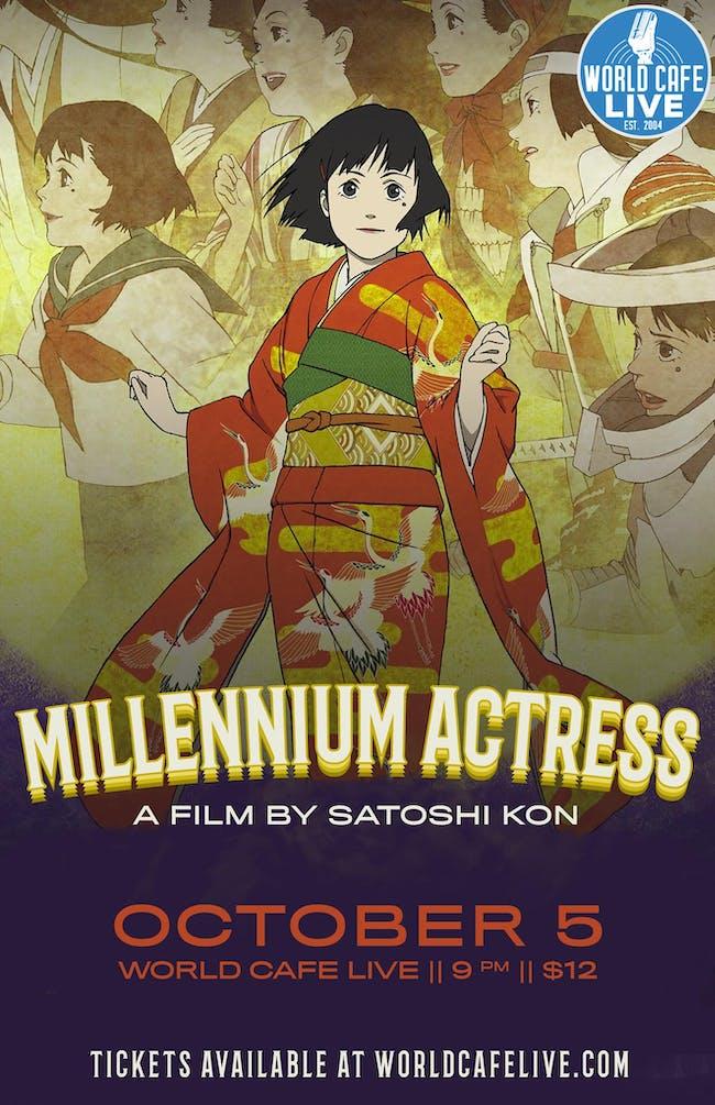 Millennium Actress: A Film by Satoshi Kon