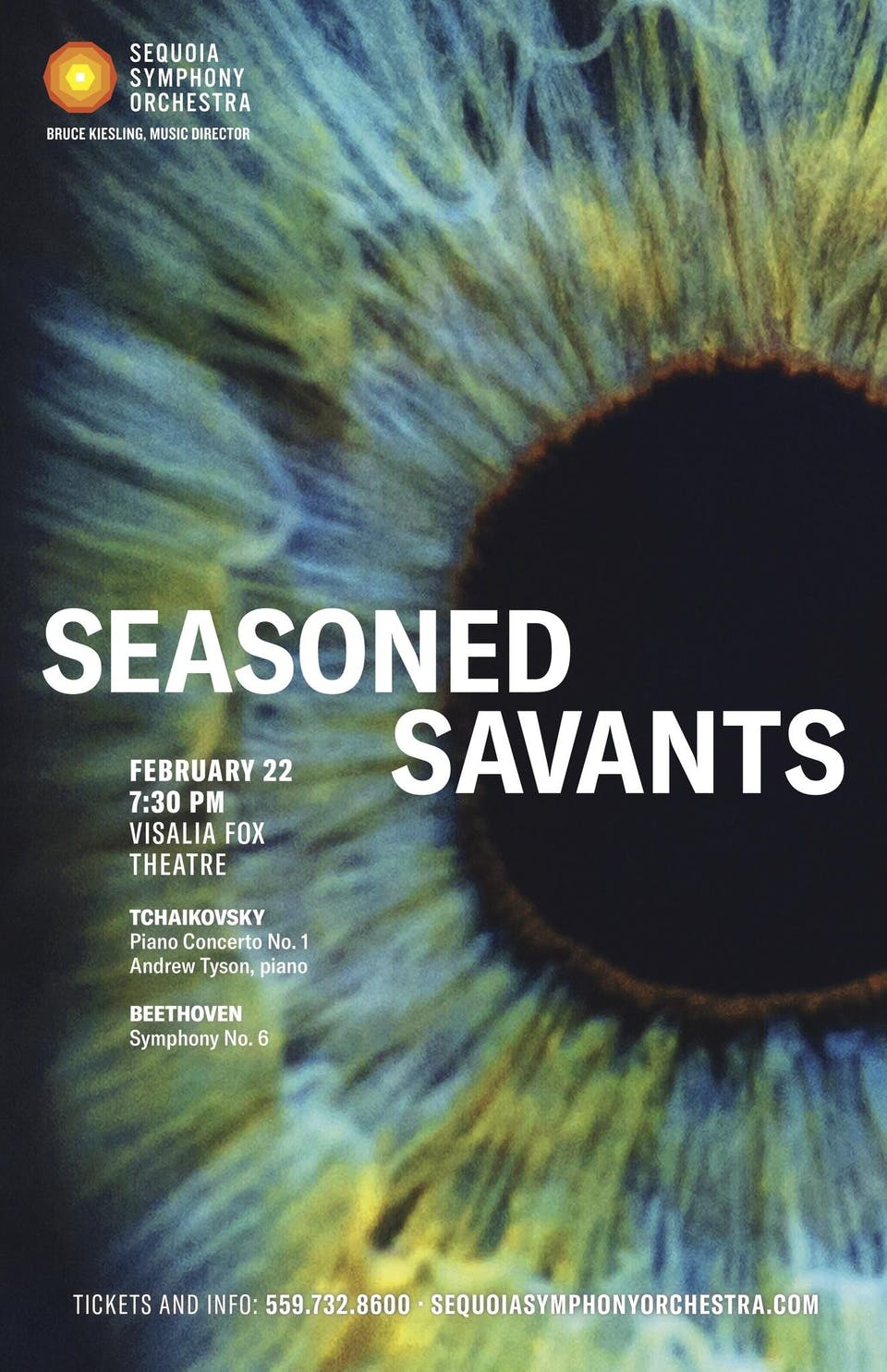 Sequoia Symphony Orchestra ~ Seasoned Savants