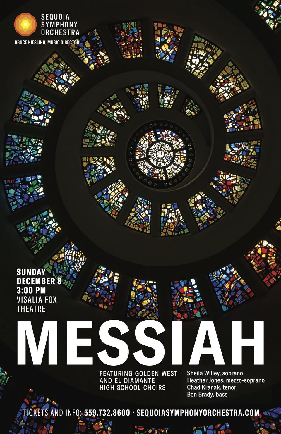 Sequoia Symphony Orchestra ~ Messiah