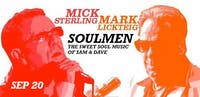 SOULMEN - The Sweet Soul Music of Sam and Dave