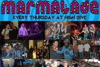 • MARMALADE • Seattle's longest running LEGENDARY FUNK/IMPROV night! EVERY