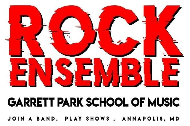 Garrett Park School of Music Presents Rock Ensemble Student Showcase II