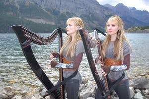 An Evening With The Harp Twins