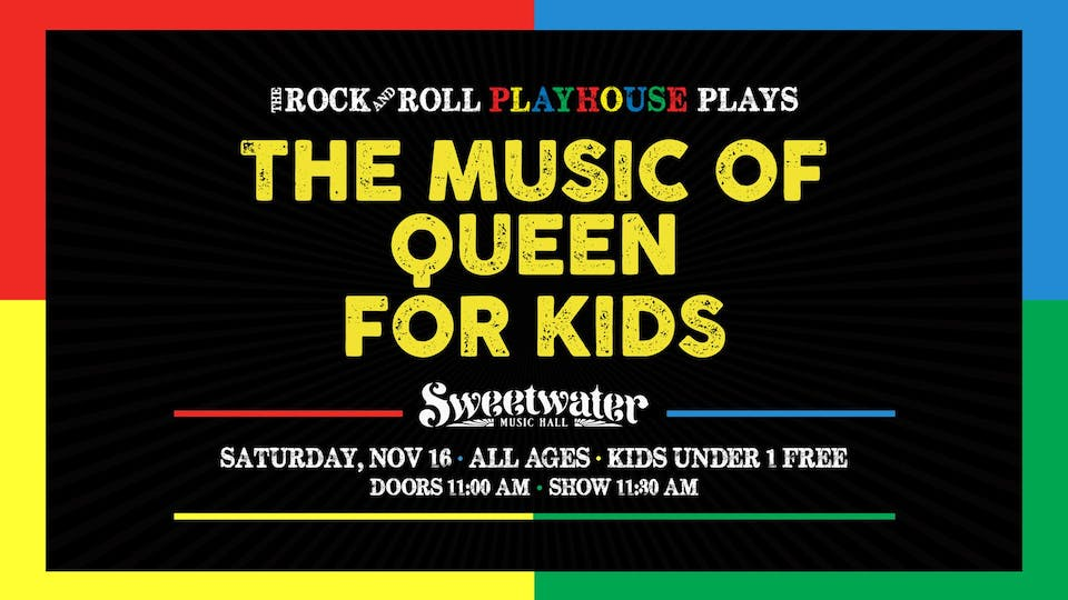 Music of Queen for Kids