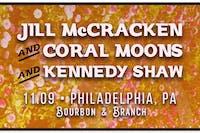 Jill McCracken / Coral Moons / Kennedy Shaw