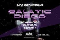 MDA Wednesdays Galactic Disco