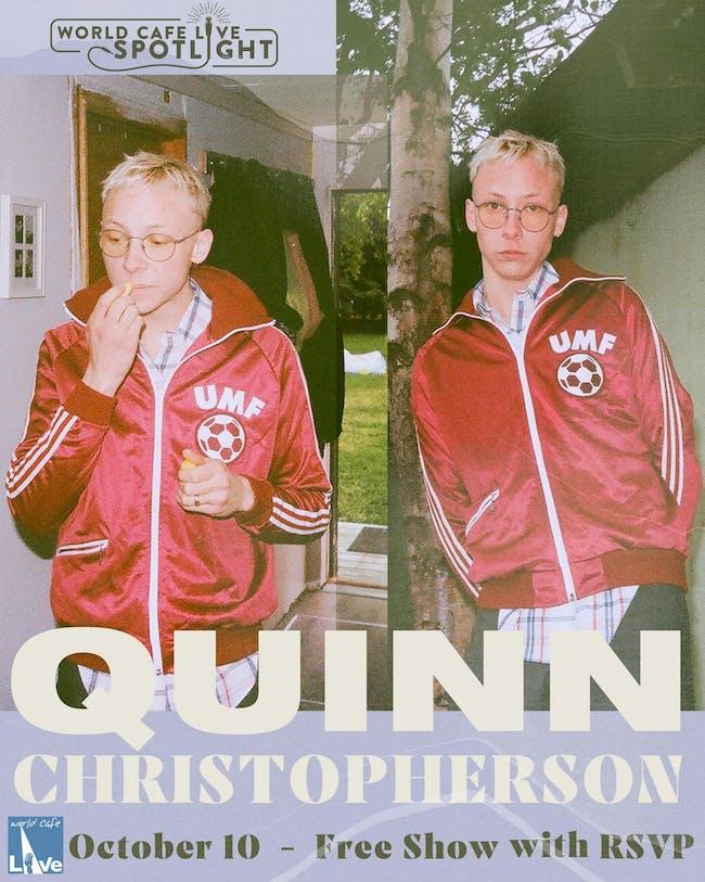Quinn Christopherson