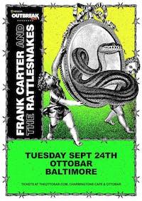 The Monster Energy Outbreak Tour Presents Frank Carter & The Rattlesnakes
