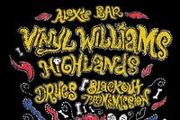 Vinyl Williams, Highlands (record release), Drugs, & Blackout Transmission