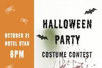 Halloween Party featuring:  Revreya, Psychic Friends Network, The Getz