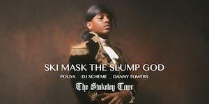 SKI MASK THE SLUMP GOD - The Stokeley Tour 2019