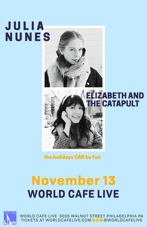 The Holidays CAN Be Fun with Julia Nunes and Elizabeth The Catapult