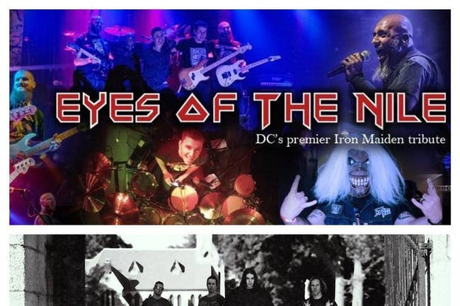 Eyes of the Nile - Iron Maiden Tribute