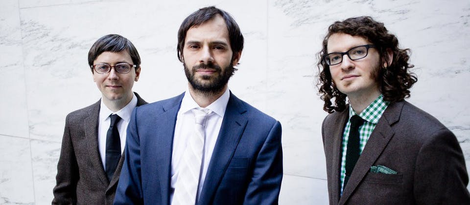 The Dan Weiss Trio