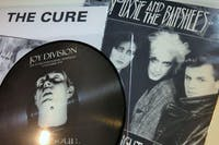 JOY DIVISION, THE CURE, SIOUXSIE TRIBUTE BANDS