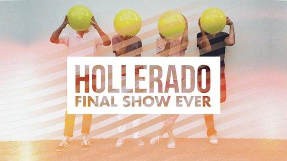 Hollerado in their Final Winnipeg Show Ever