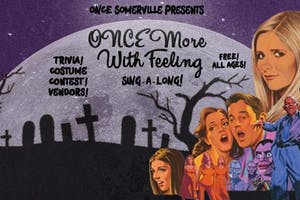 Buffy Spooky Spectacular! ONCE More With Feeling Sing-a-Long