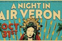 HALLOWEEN IN FAIR VERONA: A Romeo & Juliet Masquerade Ball!