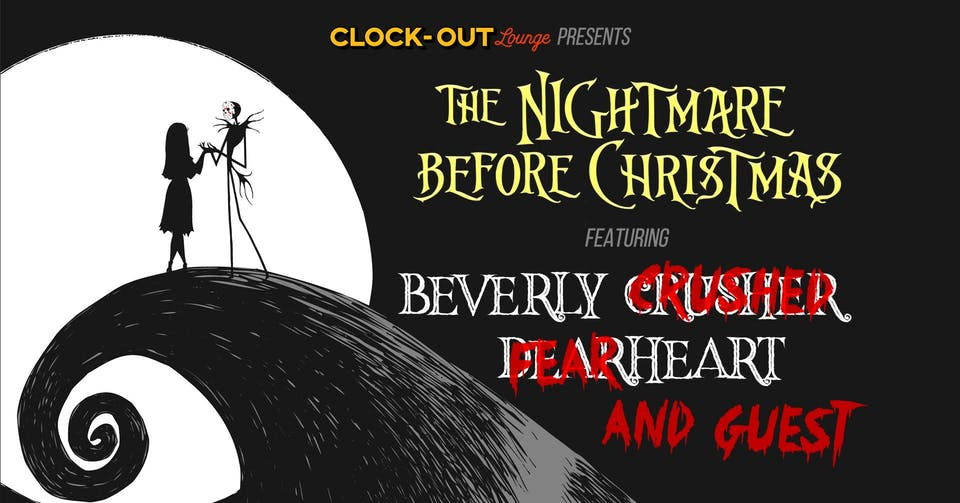 The Nightmare Before Christmas ft. Beverly Crusher and Dearheart
