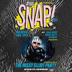 SNAP! Y2K: '90s vs '00s Dance Party - The Missy Elliott Party