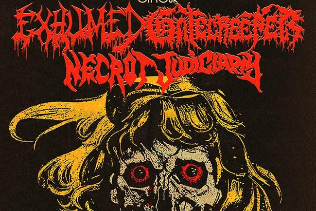 Exhumed, Gatecreeper