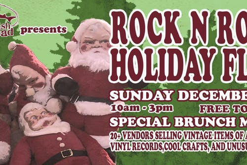 Beachland Rock N Roll Holiday Flea Market