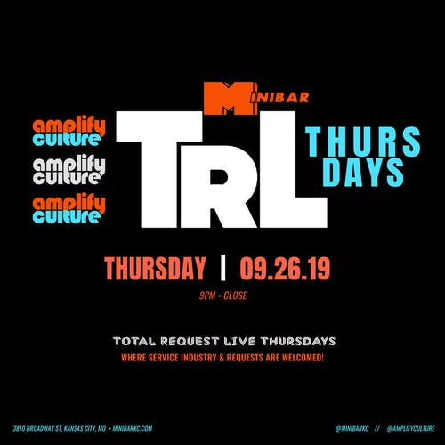 TOTAL REQUEST LIVE