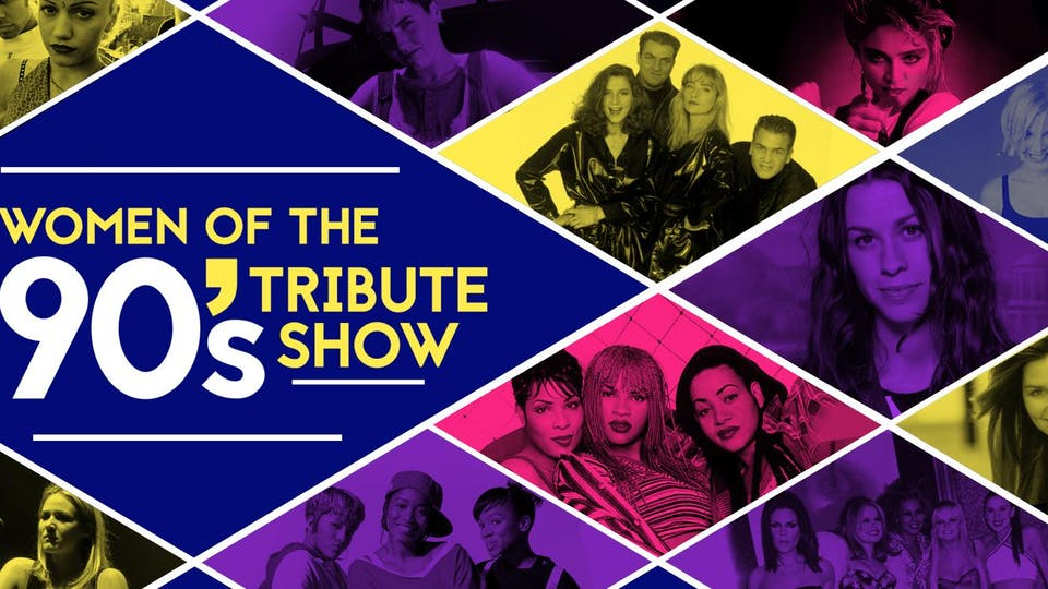 Women of the 90's Tribute Show