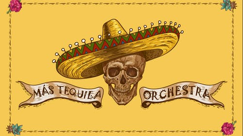 Mas Tequila Orchestra's Halloween Spectactular