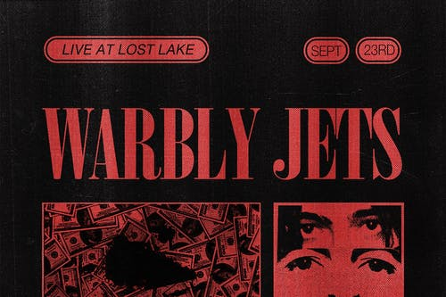 Warbly Jets / To Be Astronauts / Too Many Humans