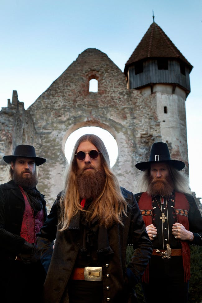 Kadavar / Ruby The Hatchet / Relaxer / Frayle