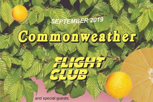 Commonweather, Flight Club, THiN LiNES, Hope Lynn