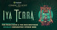 Iya Terra w/ For Peace Band and The Ries Brothers