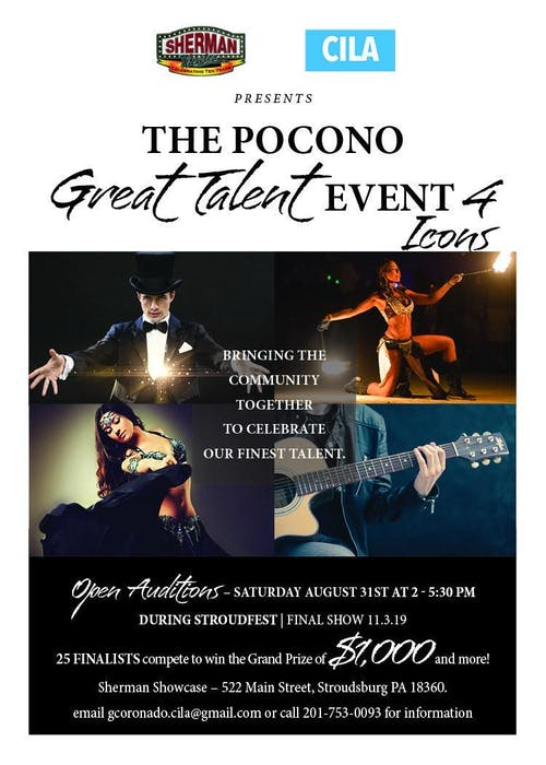Pocono Great Talent Event 4
