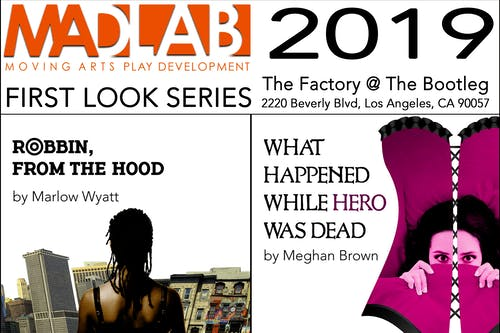 Moving Arts' MADlab: 6th Annual First Look Readings