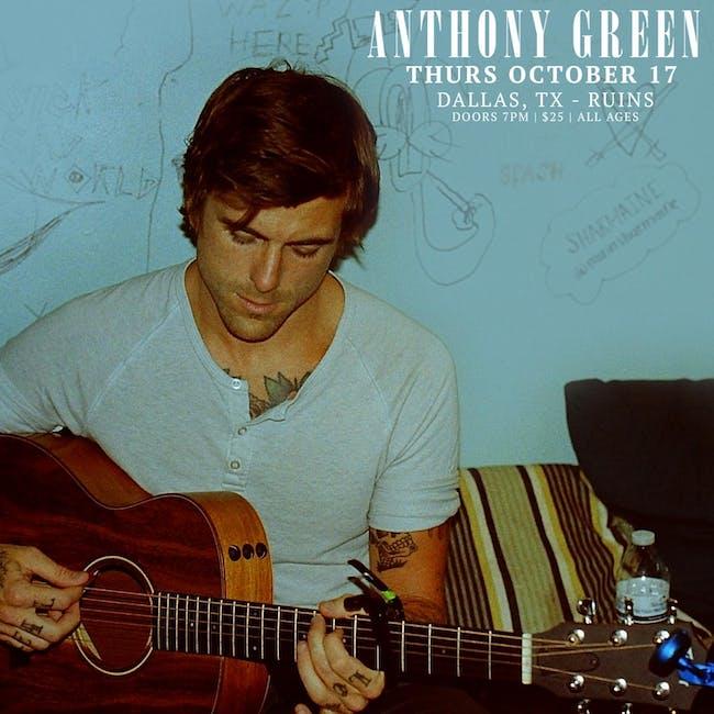 Anthony Green at Ruins