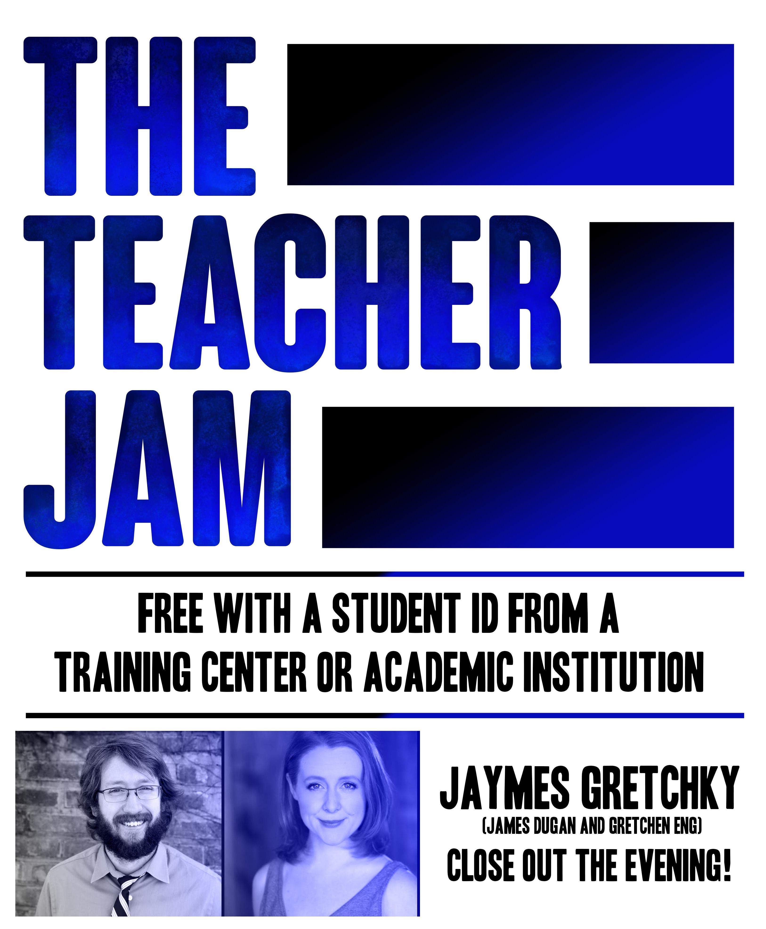 Teacher Jam