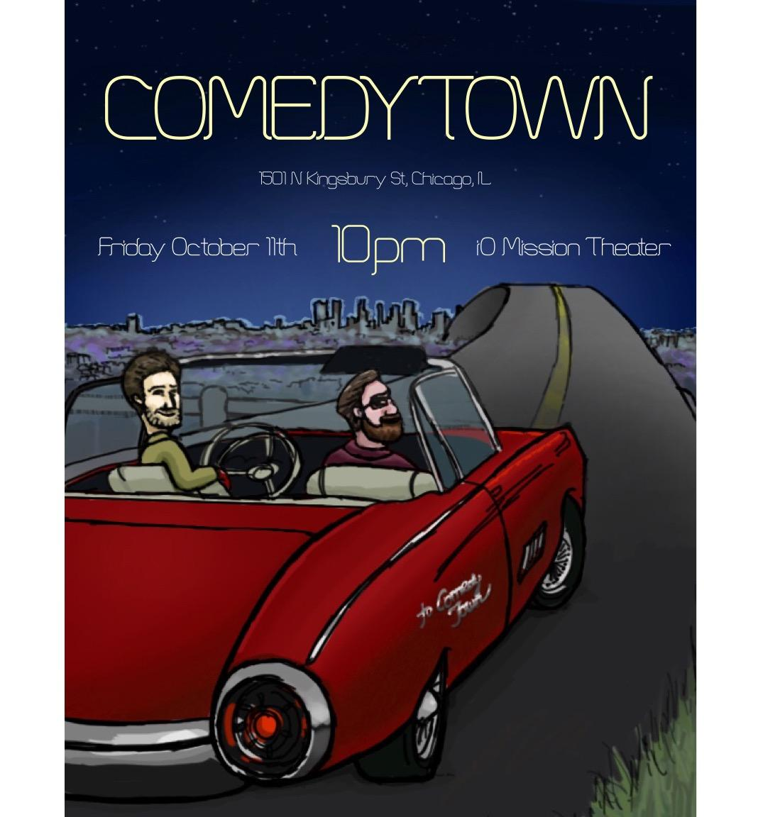 ComedyTown