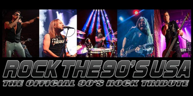 Rock the 90's USA: The Official 90's Rock Tribute