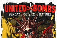 United X Bombs + Powerflex 5 + Grade 2 + Belsen Bop