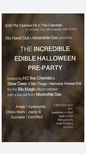 Incredible Edible Halloween Party