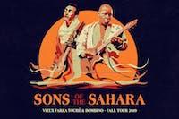 Vieux Farka Toure & Bombino's Sons of Sahara Tour
