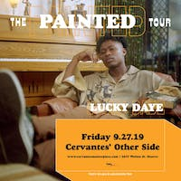 "Lucky Daye - ""The Painted Tour"" 2019"