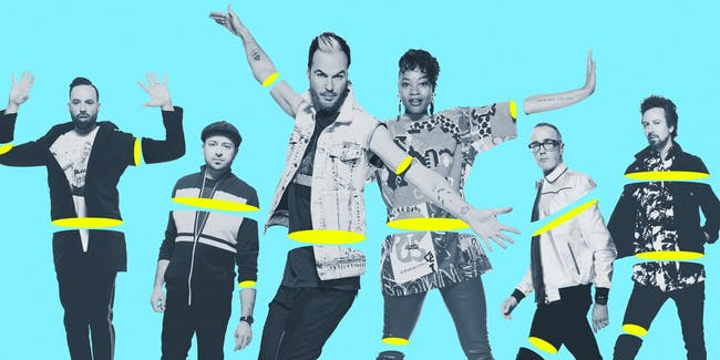 "Fitz And The Tantrums present ""All The Feels Winter Tour 2020"""