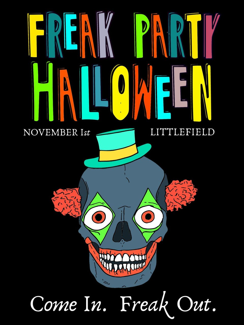 Freak Party Halloween